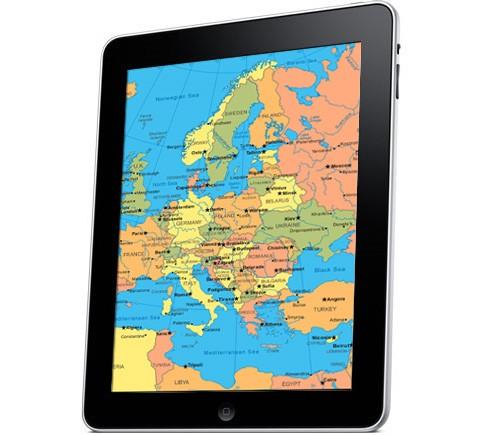 iPad tem sua estréia internacional adiada. (Imagem: Engadget)