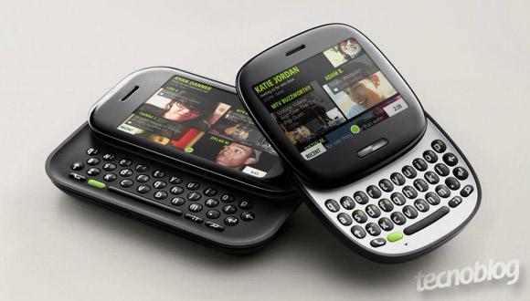 Kin Two e Kin One, novos aparelhos da Microsoft.