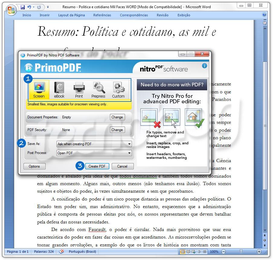 primopdf conversion to pdf failed