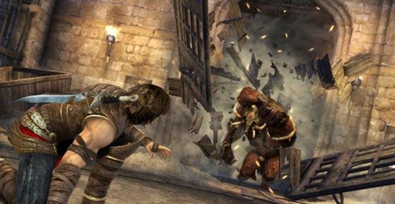 Prince of Persia: sai no mês que vem sem manual.