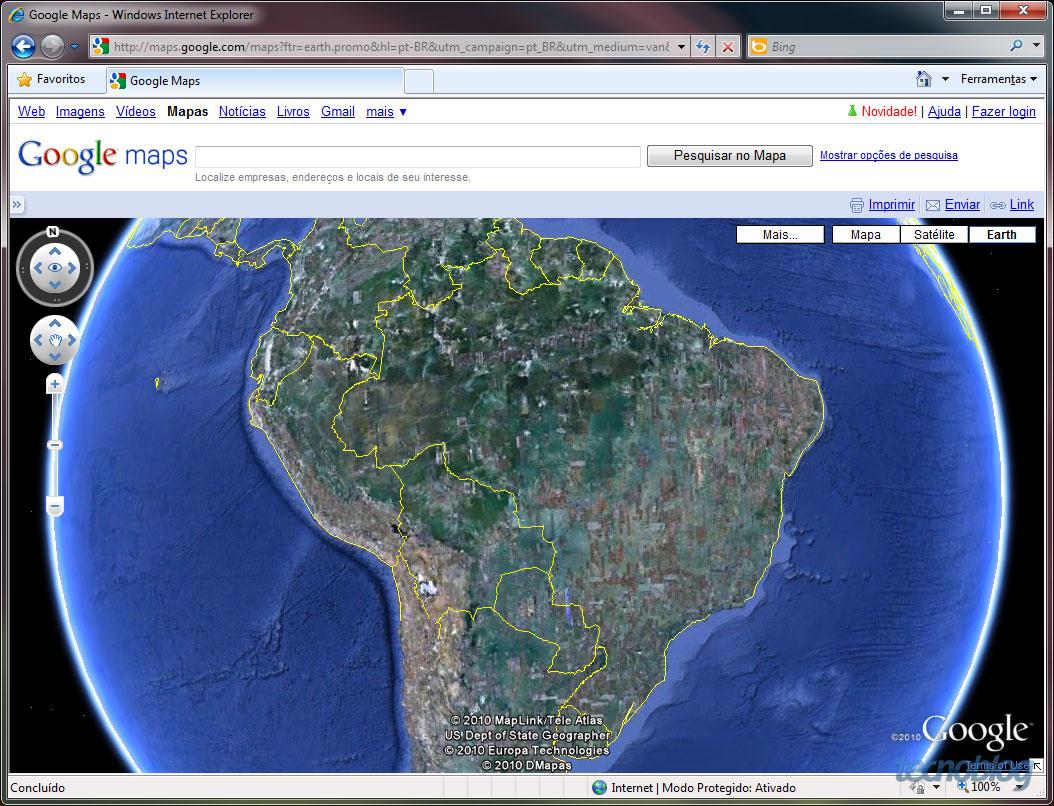 Google Maps passa a ser em 3D