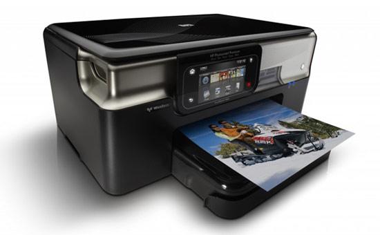 HP PhotoSmart Premium with TouchSmart Web.