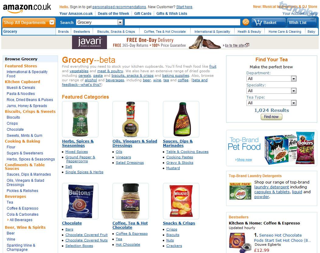 Gordices is with Amazon
