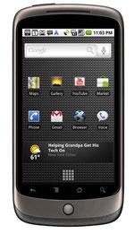 Nexus One: fim da linha