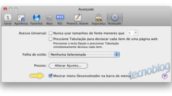 10 extensões do Safari 5 para sair usando agora