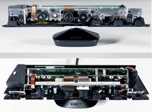 Kinect - Wii Evolution System Kinect_aberto2