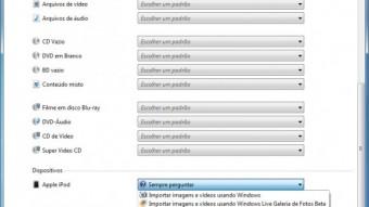 Como desativar a Reprodução Automática do Windows para o iPhone e iPod Touch