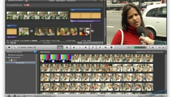 Como ativar a timeline convencional no iMovie 11