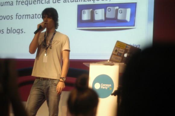 Profissionalização do seu blog com Thiago Mobilon (foto: @marcusaurelioo) | Clique para ampliar