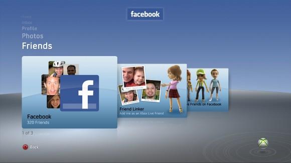 Atualizações do Facebook na sua televisão (foto: divulgação/Microsoft)