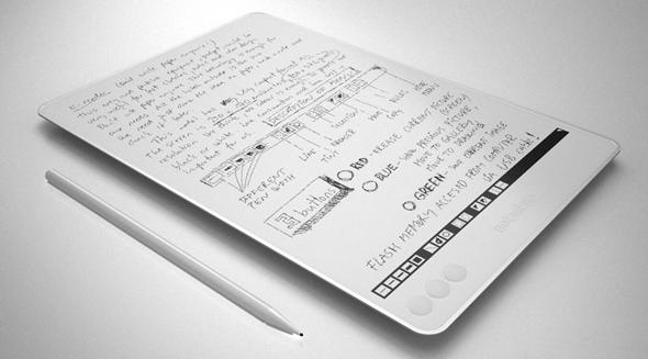 NoteSlate tradicional
