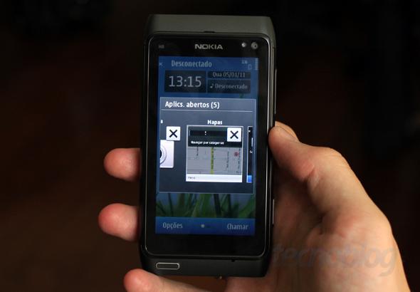 Nokia N8 com Symbian^3
