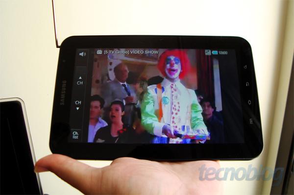Sugestão de presente para o Dia das Mães: Samsung Galaxy Tab