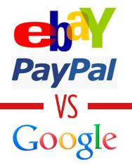 PayPal e eBay levam Google Wallet para os tribunais