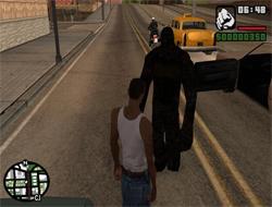 Pé-Grande em GTA San Andreas