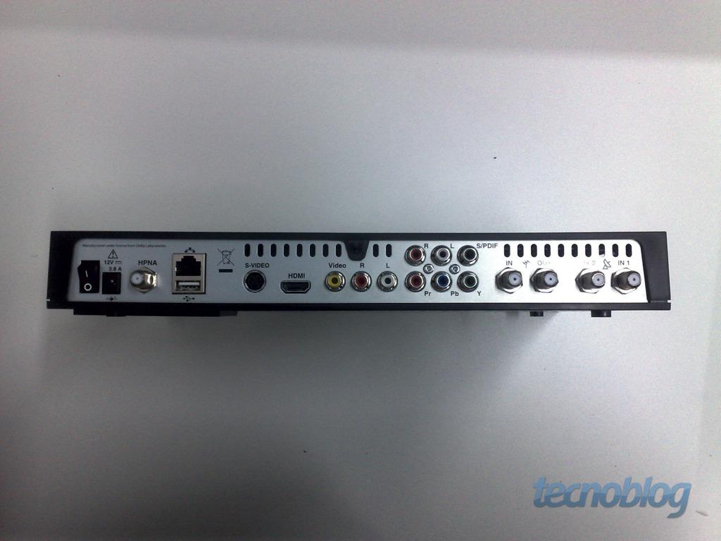 gvt decoder galeria 01 GVT TV: decodificador de televisão por assinatura está em teste