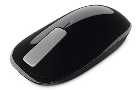 Explorer Touch: tem sensor touch no lugar do botão de scroll (imagem: divulgação)