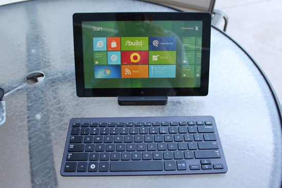 Build Developer Tablet (foto: reprodução / Laptop Magazine)
