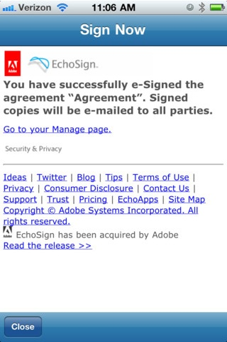Adobe lança app para assinar documentos usando o iPad –