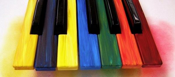 Ilustração synestesia