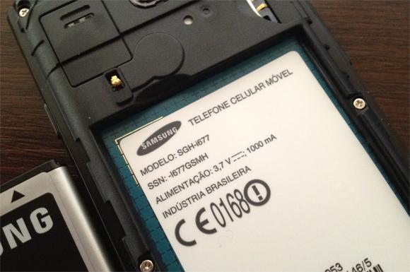 Samsung Omnia W: indústria brasileira, mas preço ainda alto
