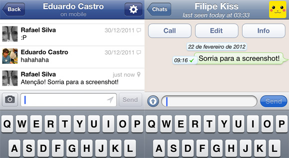 Frases status do Whatsapp