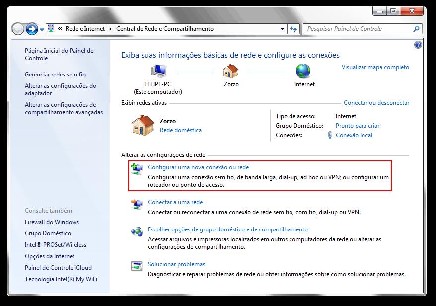 Windows 7 Como Compartilhar A Internet Por Meio Do Wi Fi Tecnoblog