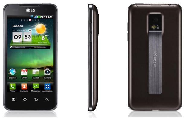 LG Optimus 2X (Imagem: Divulgação)