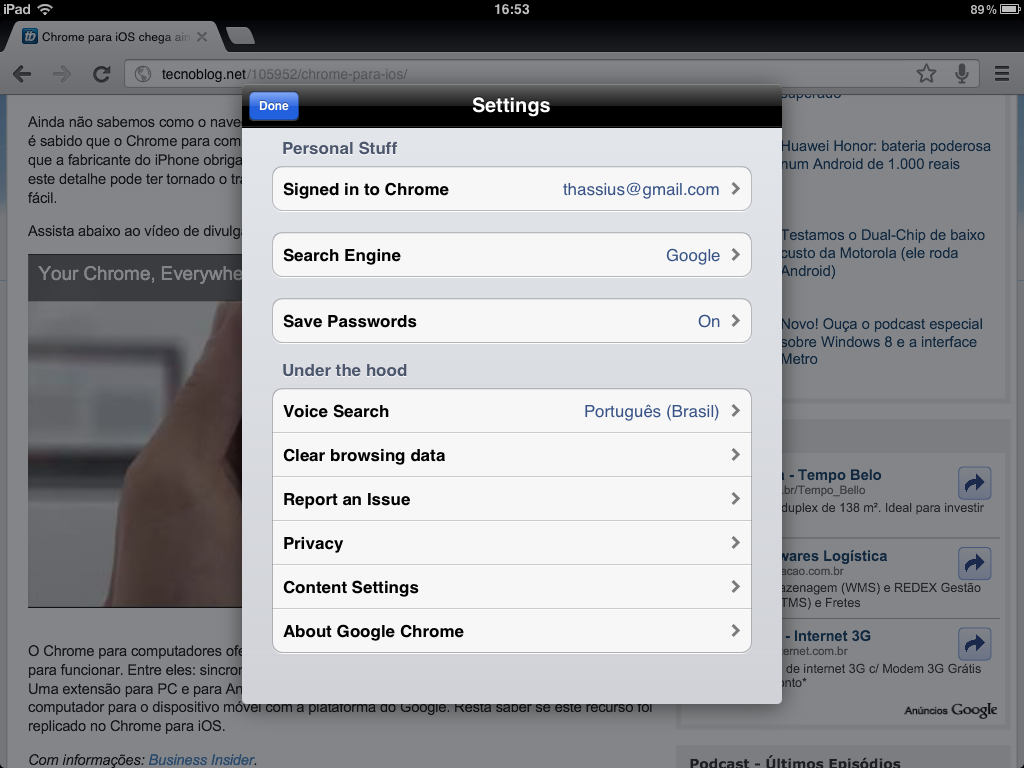 How to Retrieve Deleted History on iPad - Step 3