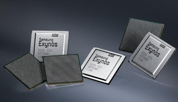 Processadores Samsung Exynos (Foto: AnandTech)