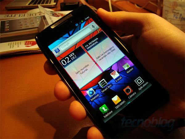 Review do Motorola Razr
