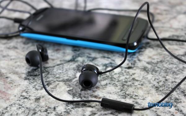 Fones de ouvido poderiam ser melhores
