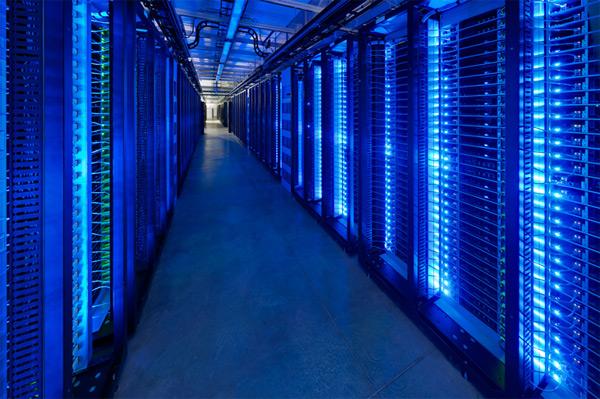 Datacenter em Pineville, EUA (imagem: divulgação)