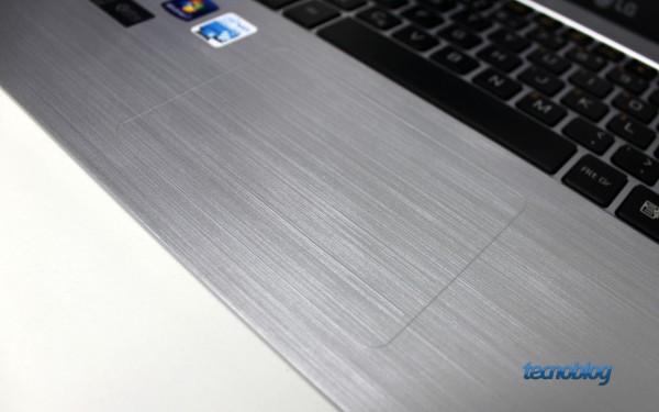 Trackpad do Z330 decepciona