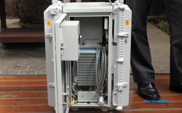 MSAN do Live TIM: entra fibra ótica e sai cabo de cobre (foto: Thássius Veloso / Tecnoblog)
