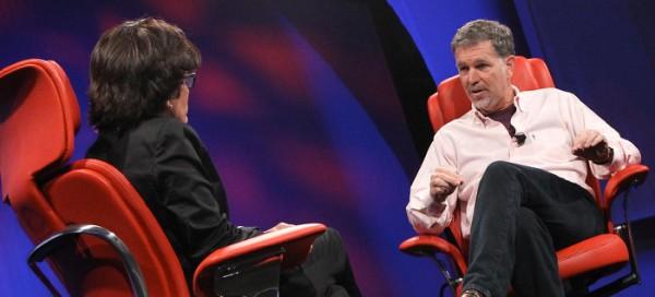 Reed Hastings, fundador e CEO da Netflix (imagem: reprodução / netflix.com)