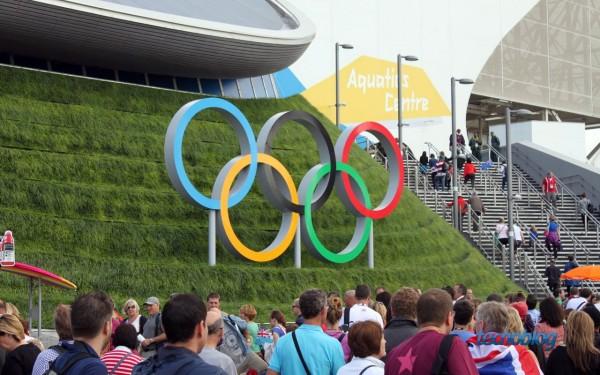 Parque Olímpico fica em Stratford, distrito subdesenvolvido de Londres (foto: Thássius Veloso / Tecnoblog)