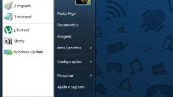 Como trazer o menu Iniciar clássico de volta ao Windows 8
