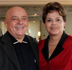 Lula e Dilma (foto: divulgação / Roberto Stuckert Filho / Presidência da República)