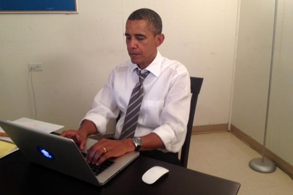 Obama responde perguntas