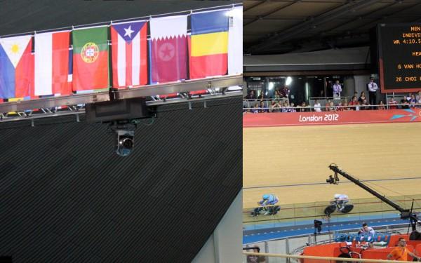 Câmeras robóticas (foto: Thássius Veloso / Tecnoblog)