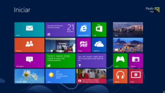 O que há de novo no Windows 8