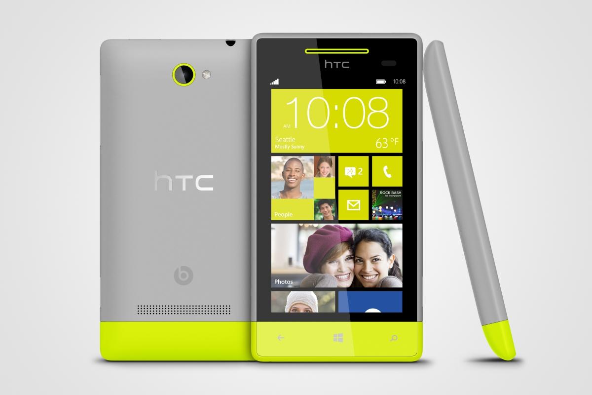 HTC revela 8X e 8S, dois smartphones multicoloridos com ...