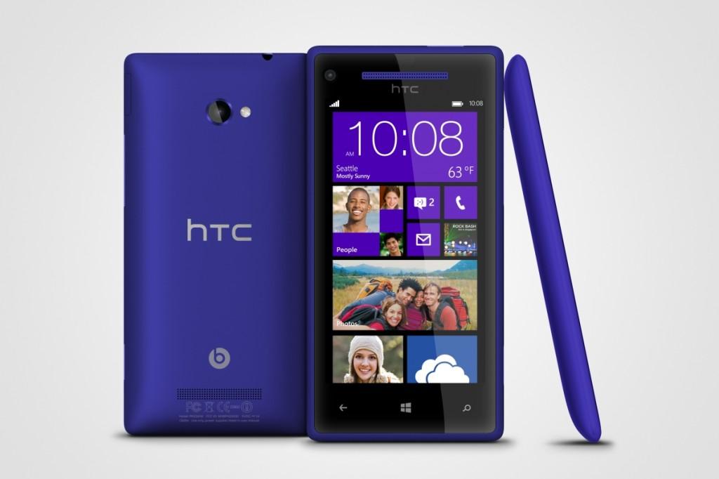 Windows Phone 8X – ou HTC 8X, como nós carinhosamente o apelidamos