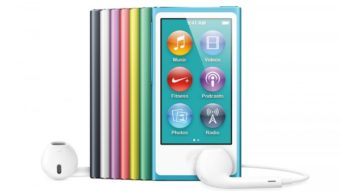 """Apple adiciona último iPod Nano à lista de produtos """"vintage"""""""