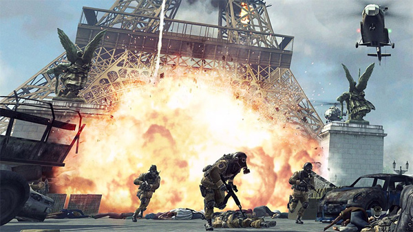 Modern Warfare: treinamento suficiente para manusear armamentos?