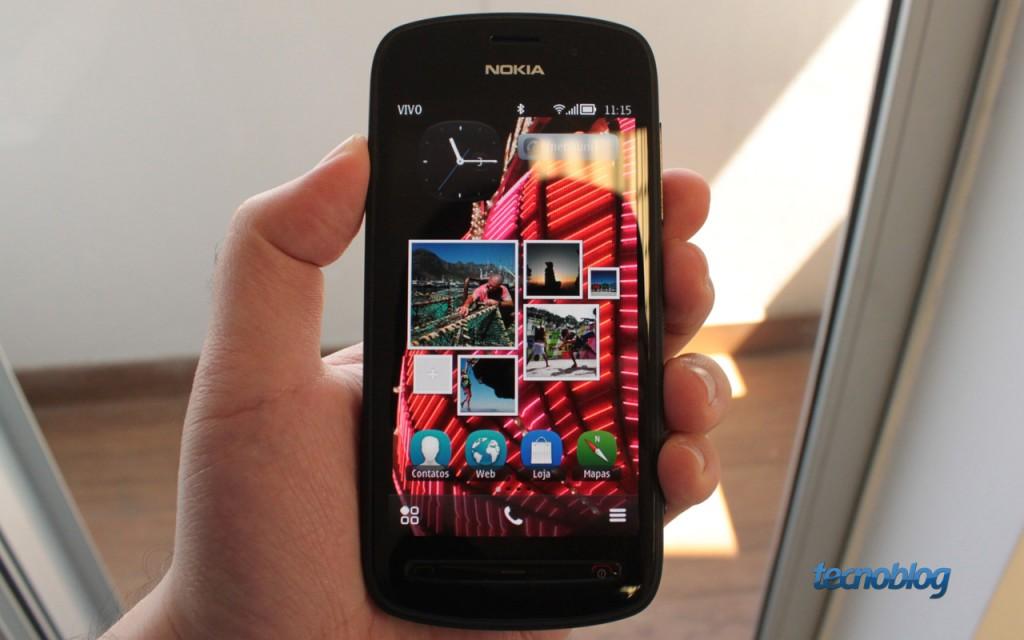 Nokia 808 PureView: o último com Symbian