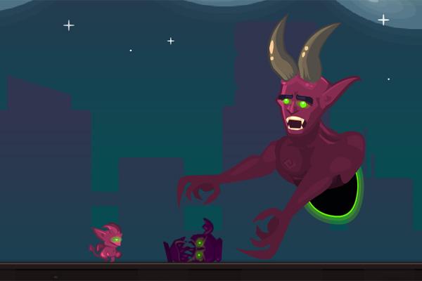 Demon Shift: belos gráficos