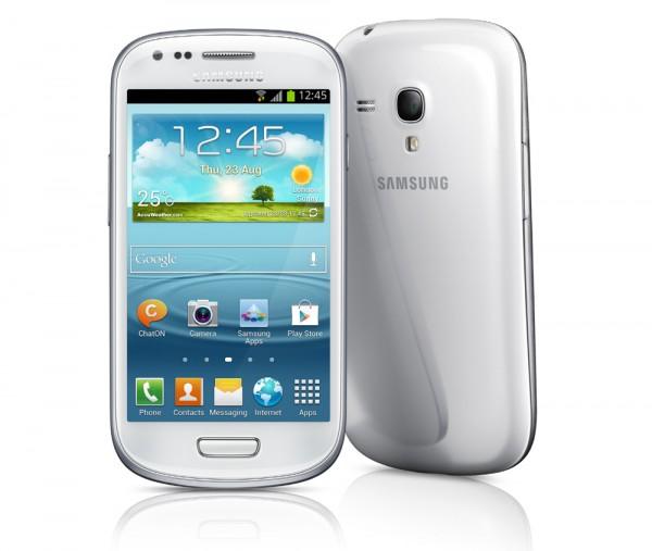 Samsung lança Galaxy S III Mini com tela de 4 polegadas ...
