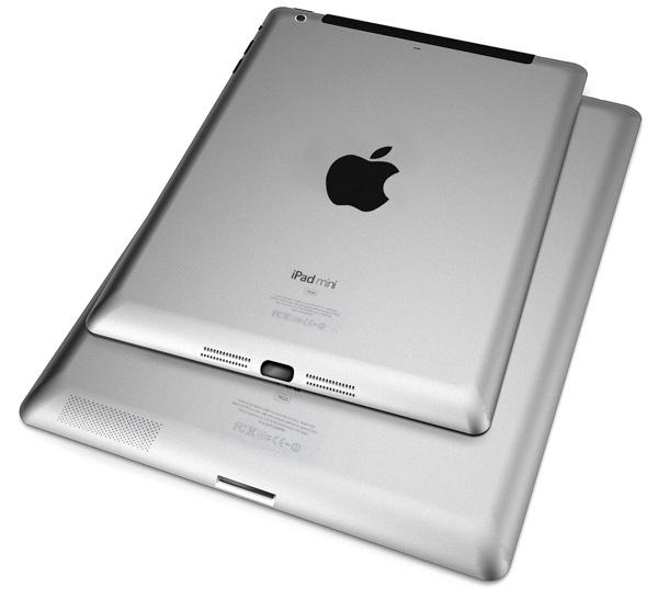Conceito de iPad Mini feito pelo site Gizmodo.com